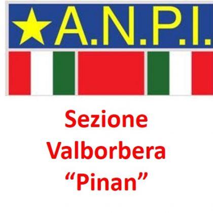 """Appuntamenti Sezione ANPI Valborbera """"Pinan"""""""