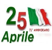 25 aprile – 72° Anniversario a Valenza (AL)