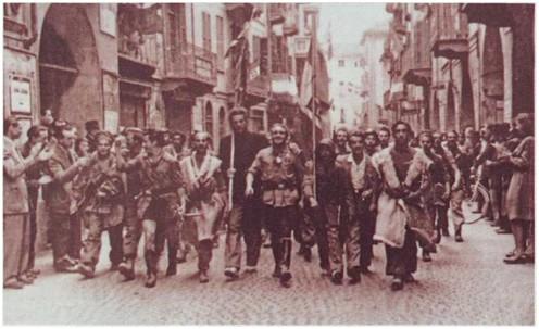 71° anniversario del sacrificio della Medaglia d'oro al V.M. ARDUINO BIZZARRO – Serralunga di Crea – domenica 14 febbraio 2016