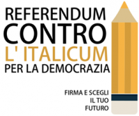 Italicum e riforma costituzionale – la raccolta firme continua!