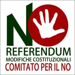 """COMUNICATO COMITATO REGIONALE PER IL """"NO"""""""