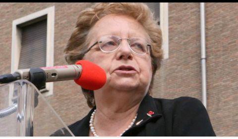 """La Presidente Nazionale ANPI: """"Siamo indignati per il bagno di sangue in Palestina: ONU e UE intervengano immediatamente"""""""