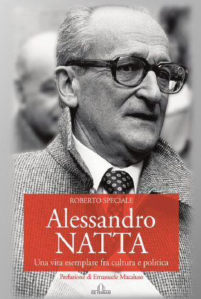 Alessandro Natta – Una vita esemplare tra cultura e politica – Presentazione Libro