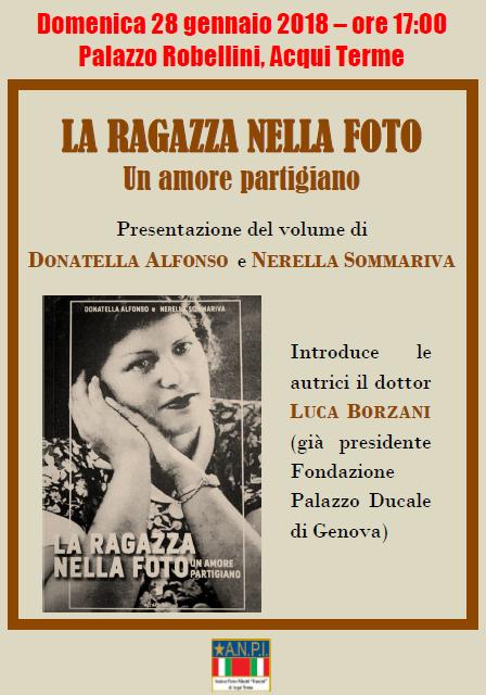Domenica 28 gennaio 2018 – ore 17:00  Palazzo Robellini, Acqui Terme
