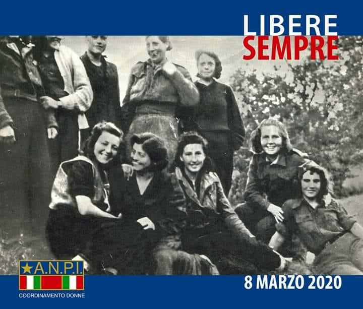 8 Marzo Libere Sempre
